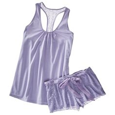 WANT / Gilligan & OMalley® Womens Tap Set in genetian purple / $24.99 / Target
