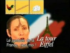 Symboles de la France Ap French, French Words, Learn French, Teaching French, French Language, Video Clip, Board Games, Presentation, Students