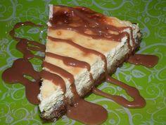 Cheesecake, sauce Carambars (avec ou sans thermomix)