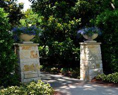 GATES IN BLUE!
