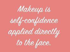 Makeup quote