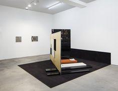 Elemental living: Andrea Zittel displays her furniture art in Berlin Things Organized Neatly, Berlin Art, Folding Furniture, Interior Architecture, Interior Design, Wallpaper Magazine, Home Studio, Floor Chair, Contemporary