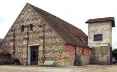 Ferme de Mons (grange), Athis-Mons du XVIIe siècle