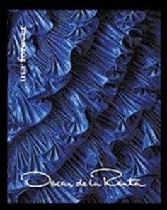 Stamp: Oscar de la Renta - blue design (United States of America) (Oscar de la Renta) Sn:US 5173g