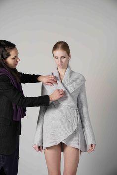 Fashion Shooting for Simone Cuntz Webshop