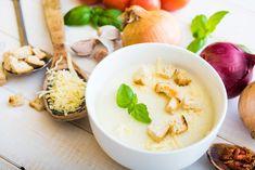 Zupa krem z cebuli i ziemniaków Palce Lizać