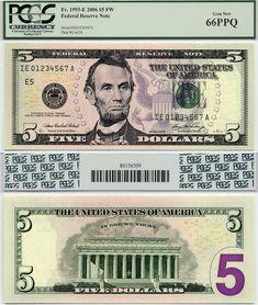 ladder notes   2006 $5 Federal Reserve Ladder Note 0 thru 7 Zero to Seven Fake Money Printable, Wells Fargo Account, Money Template, Money Notes, Rare Coins Worth Money, Dollar Money, Money Stacks, Play Money, Business Checks