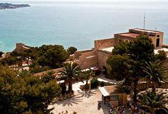 El Castillo de Santa Barbara, Alicante