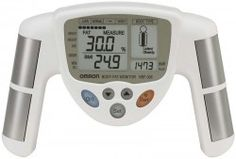 Omron Body Composition Monitor HBF-306: Measures body fat, Personal profile setup and memory storage