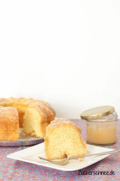 Zuckerschnee.de: Eierlikörkuchen