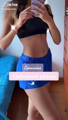 Quick at home ab workout for women #absathome #abworkout #homeworkout Full Body Gym Workout, Summer Body Workouts, Gym Workout Videos, Gym Workout For Beginners, Fitness Workout For Women, Abs Workout Routines, Waist Workout, Butt Workout, Gym Workouts
