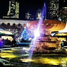 Bryant Park - New York City