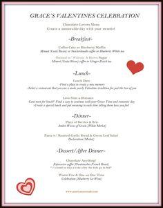 Create a unique all day celebration for Valentine's Day with American Serenade