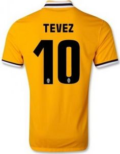 comprar camisetas atletico madrid baratas Tevez juventus 2014 segunda equipacion http://camisetasfutbolbaratas2015.com/