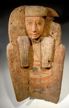 Merchandise specifics     Materials:   Wooden       Genuine Vetted Historic Egyptian Sarcophagus Bust Artifact from N.Y. Assortment  Worth : eight,075.00  Ends on : 1 week    - #Ancient, #Egypt