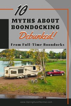 Does dry camping (boondocking) scare you? Are you nervous about the unknown? We definitely have been Rv Camping Tips, Camping Checklist, Family Camping, Tent Camping, Outdoor Camping, Camping Essentials, Camping List, Camping Products, Camping Activities