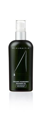 Dr Alkaitis Organic Nourishing Treatment Oil