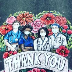 Thank you to all those on the front lines around the world. Around The Worlds, Painting, Image, Art, Art Background, Painting Art, Kunst, Paintings, Performing Arts