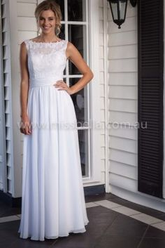 Miss Bella has THE LARGEST Range of Brand-New, In-Store Deb Dresses in Melbourne. We have over Deb Dresses to buy off the rack! Debutante Dresses, Bella Bridal, Deb Dresses, White Dress, Formal, Wedding Dresses, Rose, Archive, Fashion