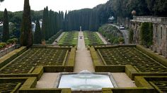 Castel Gandolfo has served as the Pope's summer retreat since the 17th Century. For the first time, the gardens surrounding the residence are open to the public.