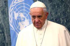 """Papa Francisco: El mundo se dirige al """"suicidio"""" si no hay acuerdo sobre el clima"""