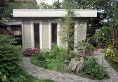 Stilvoll Saunieren im eigenen Garten