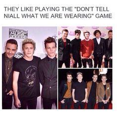 Hahaha poor Niall(: