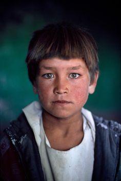 By Steve McCurry - Bamiyan, Afghanistan