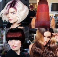 New hair color trend for spring 2014! Spalsh lights!!