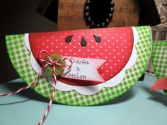 Watermelon, anyone? by cheryl l rowley - Cards and Paper Crafts at Splitcoaststampers