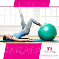 Conforto e liberdade nos movimentos são fundamentais na hora do seu treino. Vá de #MamaLatina e sinta a diferença nos exercícios ;) www.mamalatina.com.br #conforto #estilo #liberdade #treino #academia #moda #fitness