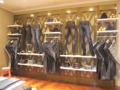 Fashionable Clothing Furniture Store Interior Design--Customized ... 360buy