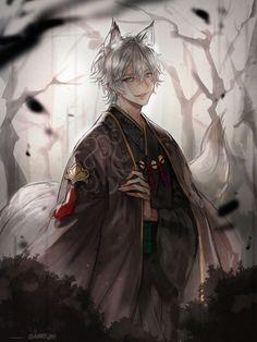 Saiga - Yume Oukoku to Nemureru no Ouji-sama - Image - Zerochan Anime Image Board Handsome Anime Guys, Cute Anime Guys, Fantasy Art Men, Anime Fantasy, Fantasy Character Design, Character Art, Anime Neko, Manga Anime, Anime Angel