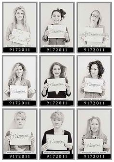 bachelorette party | mug shots | morning after