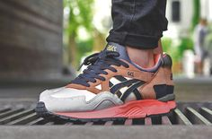 UBIQ x Asics Gel Lyte V 'Midnight Bloom' (Europe Release Date)