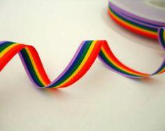 Rainbow ribbon, Gay Pride ribbon, sold in 3m lengths  #GAY #video #chat #live   VISIT ➨ http://www.supergaybros.com/  Facebook.com/supergaybros ❤ Twitter.com/supergaybros ❤ Plus.Google.com/supergaybros ❤