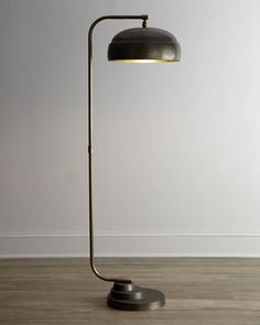 """""""Steampunk"""" Floor Lamp by Jamie Young at Neiman Marcus."""