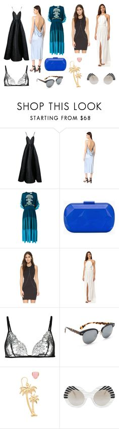 """Most Likely"" by donna-wang1 ❤ liked on Polyvore featuring Alex Perry, rag & bone, Peter Pilotto, Corto Moltedo, Rebecca Minkoff, Ali & Jay, Carine Gilson, Oliver Peoples and Cutler and Gross"