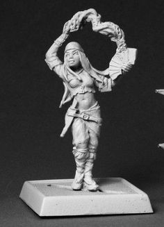 Pathfinder Miniatures (Harrower 60059) RPG 25mm Minis