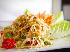 Green Papaya Salad #Guam