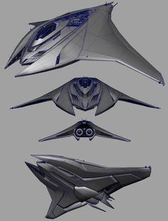 spaceship concept - I like this one :)