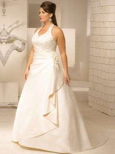Los más bellos vestidos de novias para gorditas   Preparar tu boda es facilisimo.com