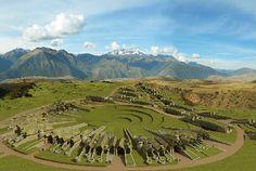 Moray, Cusco - Peru