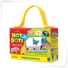 Educational Insights Hot Dots Jr. Cards - Beginning Science