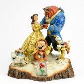 Tale As Old As Time-Beauty And The Beast Figurine