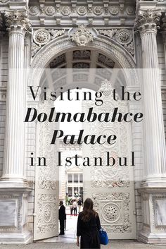 Visiting Europe's Most Opulent Palace: The Dolmabahce Palace in Istanbul www.girlxdeparture.com