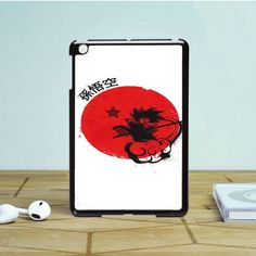Dragon Ball Z Red Sun Kid Goku iPad Mini 2 Case Dewantary