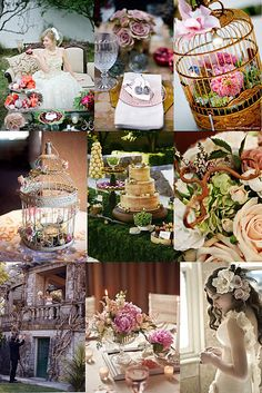 [ Fairytale ] inspired wedding