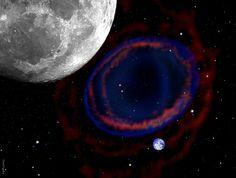 Ecos de estrellas muertas inundan la galaxia