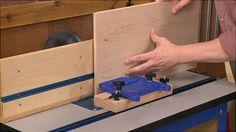 Top-Notch Raised Panels | Woodsmith Tips